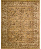 RugStudio presents Nourison Jaipur JA-16 Gold Hand-Tufted, Best Quality Area Rug