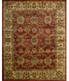 RugStudio presents Nourison Jaipur JA-20 Red Hand-Tufted, Best Quality Area Rug