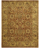 RugStudio presents Nourison Jaipur JA-29 Rust Hand-Tufted, Best Quality Area Rug