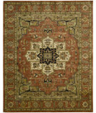 RugStudio presents Nourison Jaipur JA-33 Brick Hand-Tufted, Best Quality Area Rug