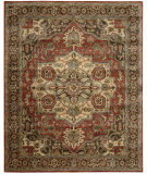 RugStudio presents Nourison Jaipur JA-36 Red Hand-Tufted, Best Quality Area Rug
