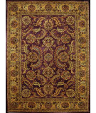 RugStudio presents Nourison Jaipur JA-90 Plum Hand-Tufted, Better Quality Area Rug