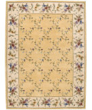 RugStudio presents Nourison Julian JL-52 Yellow Hand-Tufted, Better Quality Area Rug