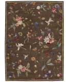 RugStudio presents Nourison Julian JL-53 Mushroom Hand-Tufted, Better Quality Area Rug