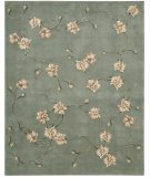 RugStudio presents Nourison Julian JL-60 Blue Hand-Tufted, Better Quality Area Rug
