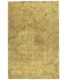 RugStudio presents Nourison Kalahari KL02 Gold Hand-Tufted, Best Quality Area Rug