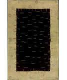 RugStudio presents Nourison Kalahari KL16 Plum Hand-Tufted, Good Quality Area Rug