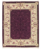 RugStudio presents Nourison Legacy LE-35 Red Hand-Knotted, Good Quality Area Rug