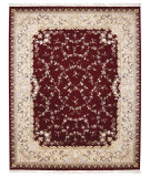 RugStudio presents Nourison Legacy LE-99 Burgundy Machine Woven, Best Quality Area Rug