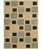 RugStudio presents Nourison Loft LF-01 Beige Machine Woven, Better Quality Area Rug