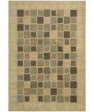 RugStudio presents Nourison Loft LF-02 Beige Machine Woven, Better Quality Area Rug