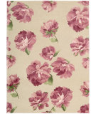 RugStudio presents Nourison Modern Elegance LH-09 Rose Hand-Tufted, Best Quality Area Rug
