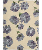 RugStudio presents Nourison Modern Elegance LH-09 Iris Hand-Tufted, Best Quality Area Rug