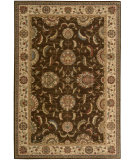 RugStudio presents Nourison Living Treasures LI-04 Brown Machine Woven, Best Quality Area Rug