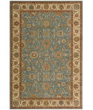 RugStudio presents Nourison Living Treasures LI-05 Aqua Machine Woven, Best Quality Area Rug