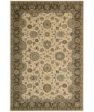 RugStudio presents Nourison Living Treasures LI-05 Beige Machine Woven, Best Quality Area Rug