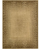 RugStudio presents Nourison Radiant Impressions LK-06 Beige Machine Woven, Best Quality Area Rug