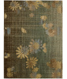 RugStudio presents Nourison Radiant Impression LK-07 Green Machine Woven, Best Quality Area Rug