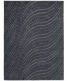 RugStudio presents Joseph Abboud Modelo Mdl05 Charcoal Area Rug