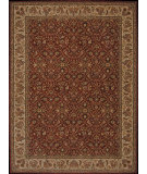 RugStudio presents Nourison Milburne Heights MI-01 Red Machine Woven, Better Quality Area Rug