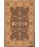 RugStudio presents Nourison Milennia MI-19 Midnight Flat-Woven Area Rug