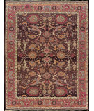RugStudio presents Nourison Milennia MI-30 Brown Flat-Woven Area Rug