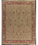 RugStudio presents Nourison Milennia MI-35 Gold Flat-Woven Area Rug
