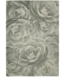 RugStudio presents Nourison Moda MOD-06 Seafoam Hand-Tufted, Best Quality Area Rug
