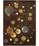RugStudio presents Nourison Motions MT-10 Brown Machine Woven, Good Quality Area Rug