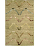 RugStudio presents Nourison Mystique MY-06 Gold Hand-Tufted, Best Quality Area Rug