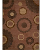 RugStudio presents Nourison Mystique MY-08 Rose Hand-Tufted, Best Quality Area Rug