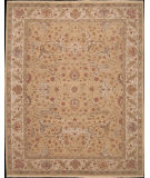 RugStudio presents Nourison Ancestry NA-01 Light Gold Hand-Knotted, Best Quality Area Rug
