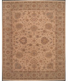 RugStudio presents Nourison Ancestry NA-04 Beige Hand-Knotted, Best Quality Area Rug