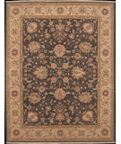 RugStudio presents Nourison Ancestry NA-04 Spruce Hand-Knotted, Best Quality Area Rug