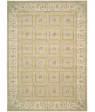 RugStudio presents Nourison Newport NW-06 Gold Machine Woven, Better Quality Area Rug
