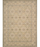 RugStudio presents Nourison Persian Empire PE-24 Light Gold Machine Woven, Best Quality Area Rug