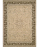 RugStudio presents Nourison Persian Empire PE-25 Sand Machine Woven, Best Quality Area Rug