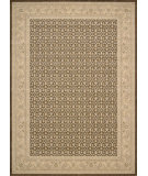 RugStudio presents Nourison Persian Empire PE-26 Chocolate Machine Woven, Best Quality Area Rug