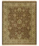 RugStudio presents Rugstudio Famous Maker 38512 Red Machine Woven, Best Quality Area Rug