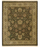 RugStudio presents Nourison Persian Traditions PN-01 Black Machine Woven, Best Quality Area Rug