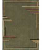 RugStudio presents Nourison Parallels PR-07 Green Machine Woven, Better Quality Area Rug