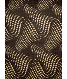 RugStudio presents Nourison Parallels PR-27 Black-White Machine Woven, Better Quality Area Rug