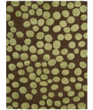 RugStudio presents Nourison Perspectives PS-01 Brown Hand-Tufted, Better Quality Area Rug