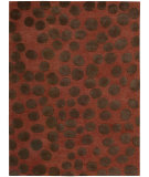 RugStudio presents Nourison Perspectives PS-01 Rust Hand-Tufted, Better Quality Area Rug