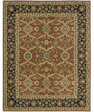 RugStudio presents Nourison Parthia PT-03 Rust Machine Woven, Best Quality Area Rug