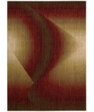 RugStudio presents Nourison Radiant Arts RA-04 Ruby Machine Woven, Best Quality Area Rug