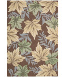 RugStudio presents Nourison Rainforest RAI04 Mocha Hand-Tufted, Good Quality Area Rug