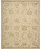 RugStudio presents Nourison Regal REG-03 Sand Hand-Tufted, Best Quality Area Rug