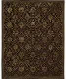 RugStudio presents Nourison Regal REG-05 Chocolate Hand-Tufted, Best Quality Area Rug