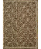 RugStudio presents Nourison Riviera RI-02 Chocolate Machine Woven, Best Quality Area Rug